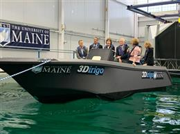 Ingersoll 3D Printer enters the Guinness Book of World Records
