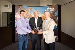 Ingersoll Machine Tools to produce the structure of the Giant Magellan Telescope