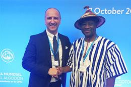 Launch of world cotton day – Geneva, 7th October 2019