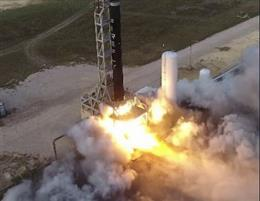 Mongoose of Ingersoll Machine Tools produces Firefly Composite Rockets
